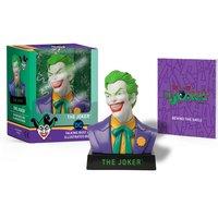 Joker Talking Bust and Illustrated Book MiniKit