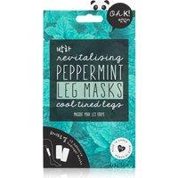 Oh K! Peppermint Revitalising Leg Mask 14g