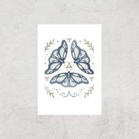 Fairy Dance Art Print - A3 - Print Only - Dance Gifts