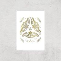 Fairy Dance Art Print - A4 - Print Only - Dance Gifts