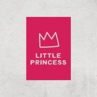 Little Princess Art Print - A3 - Print Only