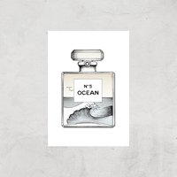 Ocean No5 Art Print - A3 - Print Only