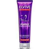 L'Oreal Paris Elvive Colour Protect Anti-Brassiness Purple Conditioner 150ml