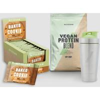 Vegan Starter Bundle - 500g - Unflavoured
