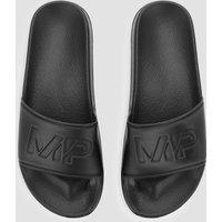 MP Men's Sliders - Black - UK 11