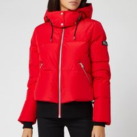 Mackage Women's Aubrie Short Classic Down Coat - Red - M