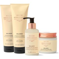 Grow Gorgeous Balance Collection (Worth PS78.00)