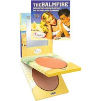 theBalm theBalmFire Highlighting Shadow/Blush Duo (Various Shades) - Night Owl