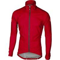 Castelli Emergency Rain Jacket - XL - Red
