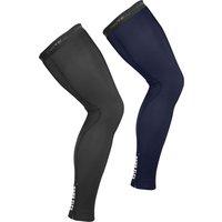 Castelli Nano Flex 3G Leg Warmers - XL - Black
