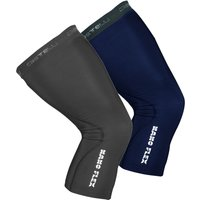 Castelli Nano Flex 3G Knee Warmerss - XL - Black