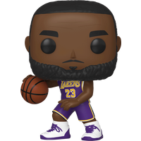 Zavvi ES|Figura Funko Pop! - Lebron James - NBA Los Angeles Lakers