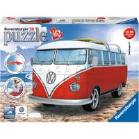 Ravensburger VW T1 Camper Van 3D Jigsaw Puzzle (162 Pieces) - Puzzle Gifts
