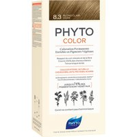 Phyto Hair Colour by Phytocolor - 8.3 Light Golden Blonde 180g