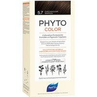 Phyto Hair Colour by Phytocolor - 5.7 Light Chestnut 180g
