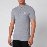 BOSS Mens Passenger Polo Shirt - Grey - XL