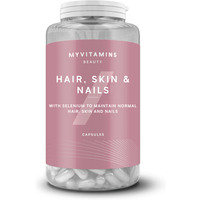 Hair, Skin and Nails Capsules - 180Tablets