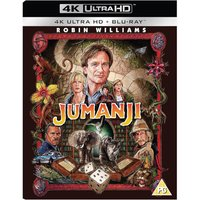 Jumanji - 4K Ultra HD (Includes Blu-ray)