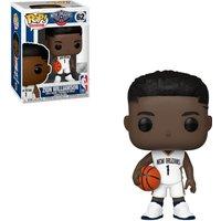 Zavvi ES Figura Funko Pop! - Zion Williamson - NBA New Orleans Pelicans