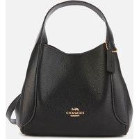 Coach Womens Hadley Hobo Bag 21 - Black