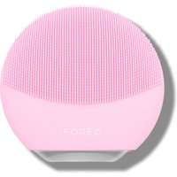FOREO LUNA Mini 3 Dual-Sided Face Brush for All Skin Types (Various Shades) - Pearl Pink
