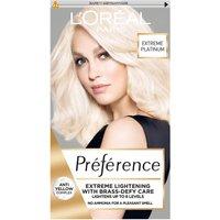 L'Oréal Paris Préférence Infinia Hair Dye (Various Shades) - 8L Extreme Platinum