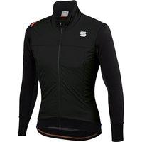 Sportful Fiandre Strato Wind Jacket - L - Black