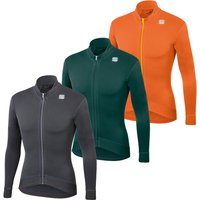 Sportful Monocrom Thermal Jersey - L - Red