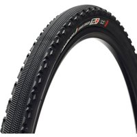 Challenge Gravel Grinder Tubeless Ready Clincher Tyre - 700 x 38c - Black