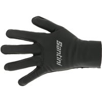 Santini Vega Gloves - Black - M