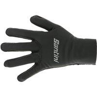 Santini Vega Gloves - Black - XS