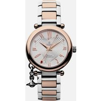 Vivienne Westwood Womens Orb Watch - Silver