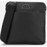 Armani Exchange Men's Small Cross Body Bag - Nero