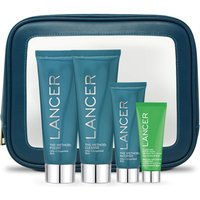 Lancer Skincare Method Intro Kit for Oily-Congested Skin