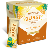 Limited Edition Pina Colada BURST Box of 30
