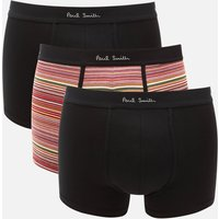 PS Paul Smith Men's 3-Pack Trunks - Multi - S