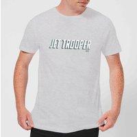 Star Wars: The Rise Of Skywalker Jet Trooper Men's T-Shirt - Grey - 5XL - Grey