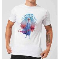 Frozen 2 Find The Way Colour Men's T-Shirt - White - XS - White