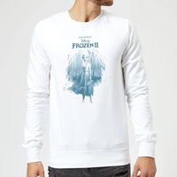Frozen 2 Find The Way Sweatshirt - White - S - White