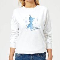 Frozen 2 Ice Breaker Women's Sweatshirt - White - XXL - White