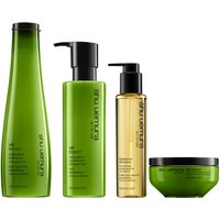 Shu Uemura Art of Hair Your Ultimate Restore and Shine Routine for Damaged Hair