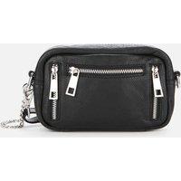 shop for Núnoo Women's Brenda Cross Body Bag - Black at Shopo