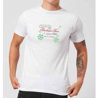 Sing loud Men's T-Shirt - White - 5XL - White