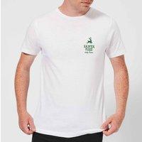 Santa stop Pocket Men's T-Shirt - White - M - White