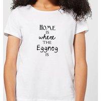 Nog Women's T-Shirt - White - 5XL - White
