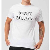 Office Bellend Men's T-Shirt - White - L - White