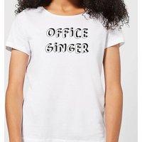 Office Ginger Women's T-Shirt - White - 3XL - White