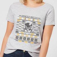 DC Comics Batman I Do Not Smell Women's Christmas T-Shirt in Grey - M - Grey