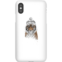 Balazs Solti Siberian Tiger Phone Case for iPhone and Android - iPhone 6 - Snap Case - Matte