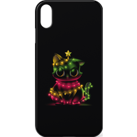 Tobias Fonseca Meow Catmas Lights Phone Case for iPhone and Android - Samsung S8 - Tough Case - Matt